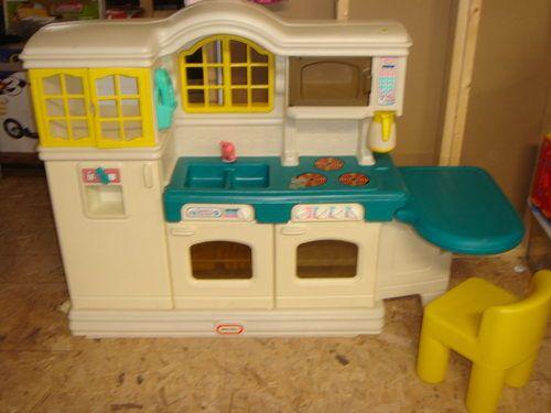 Little Tikes Victorian Play Kitchen little tikes play kitchen | for chase :d | pinterest | little