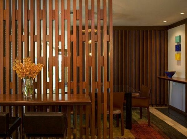Great Designs From The Room Divider Made Of Wood! Wooden