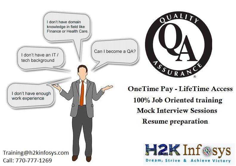 h2k infosys is the leading provider of quality assurance