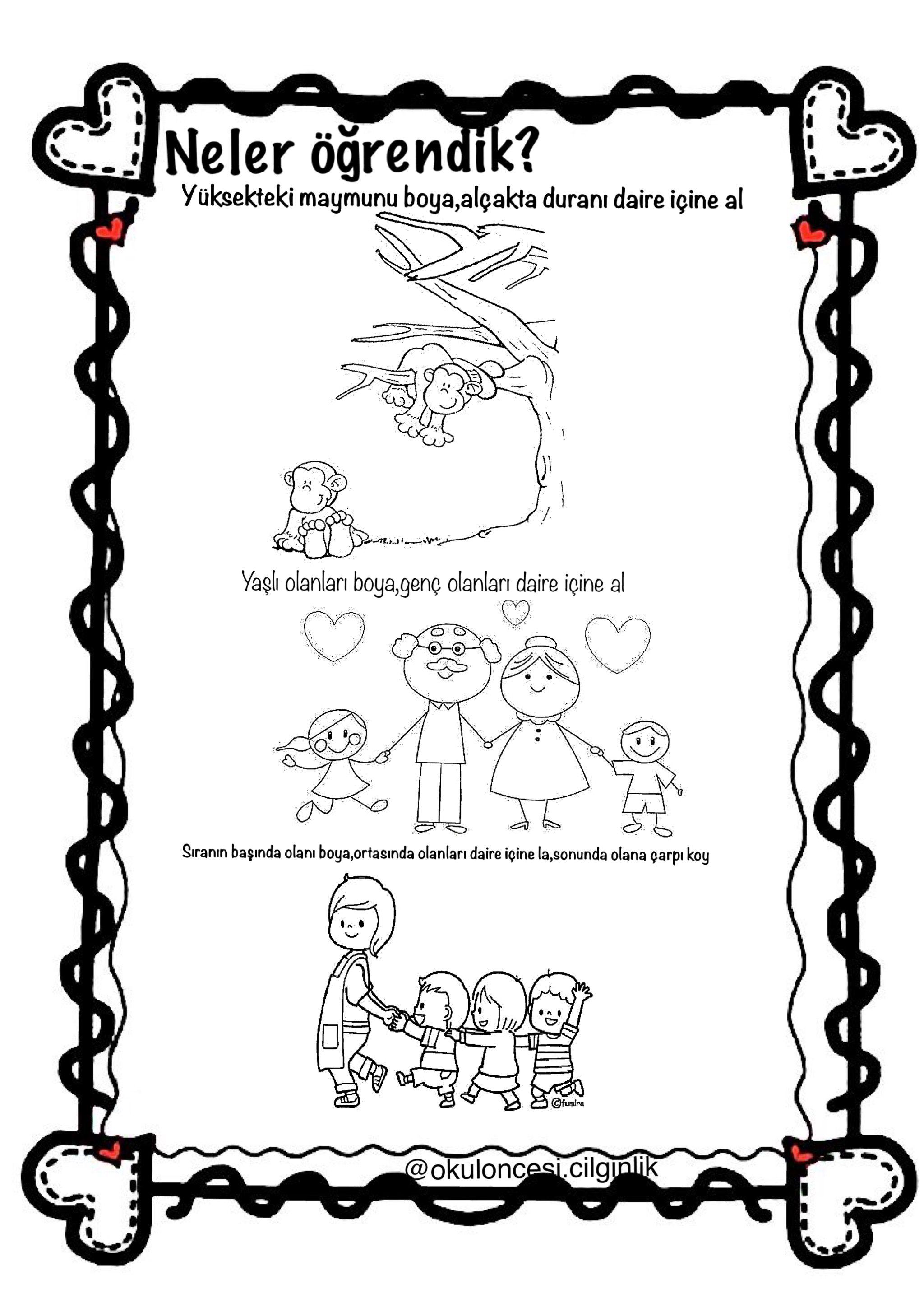 Okul Oncesi Boya Calismalari Nelerdir Narodnapolitika Info