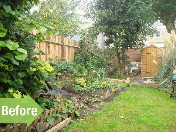 69e151409449abffcbdf7693472474e4 - Before And After Pictures Of Gardens