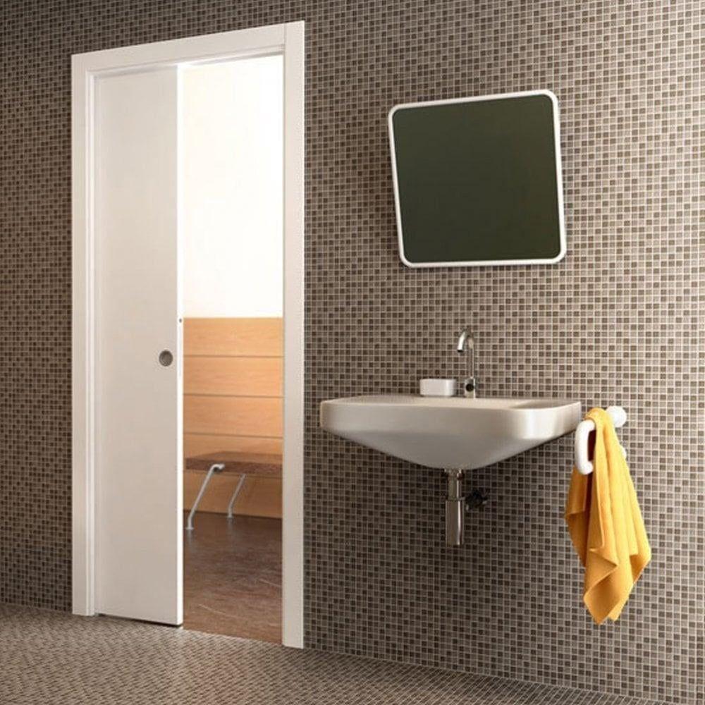 Eclisse Sliding Single Cavity Door System Leader Doors