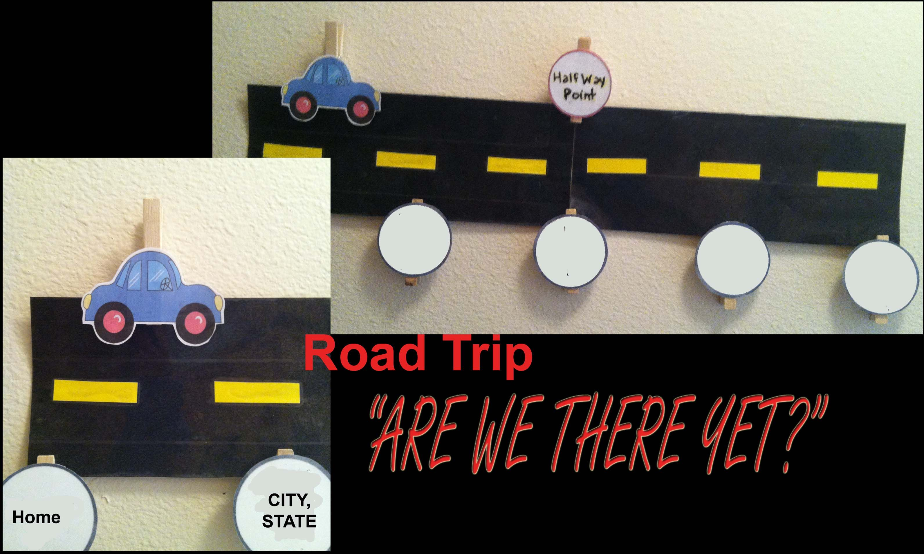 Road Trip For Fun For Young Kids