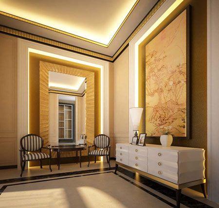 Home-Dzine - Decorate hallways and passages | my dream house ...