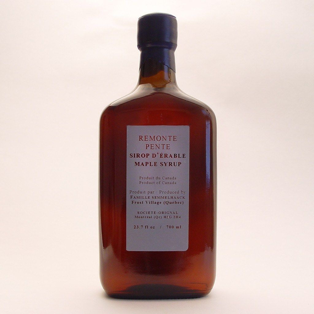 Remonte Pente Maple Syrup 700ml Solex Catsmo Fine Foods Creamed Honey Macallan Whiskey Bottle Syrup