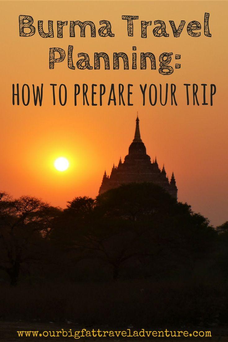 Burma Travel Planning Trip Planning Explore Travel Adventure