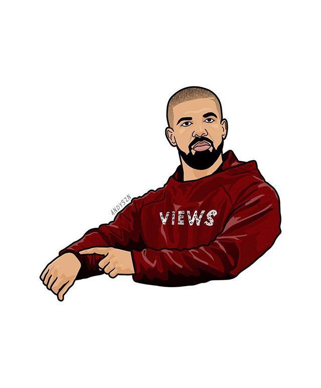 Almost time... champagnepapi V I E W S Drake Views