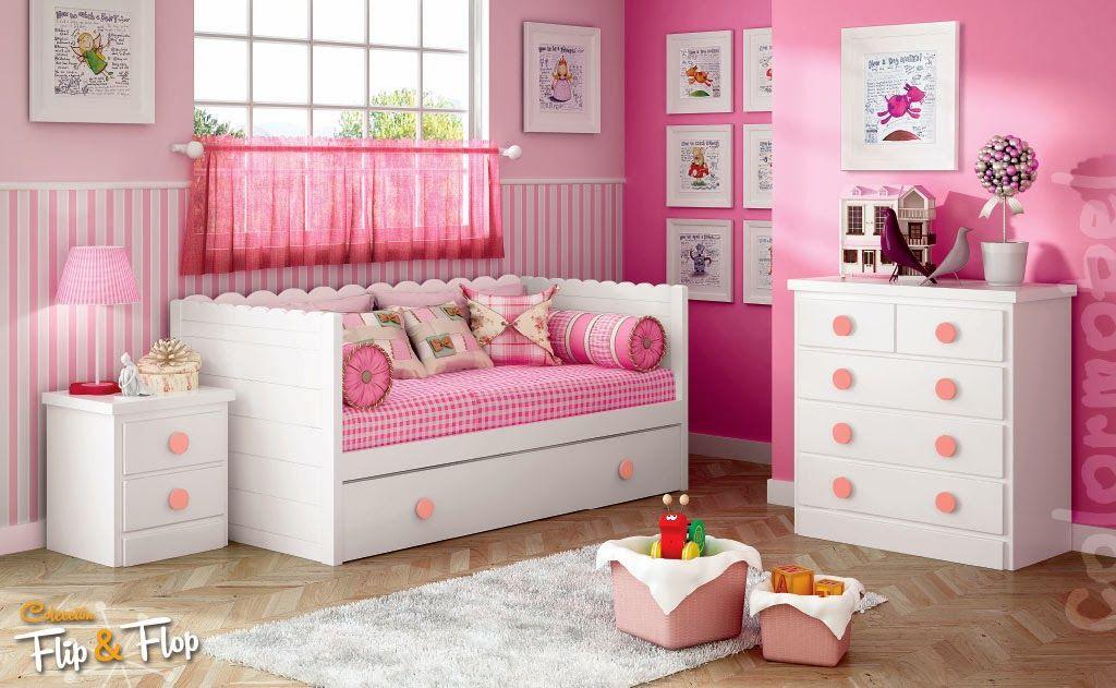 Dormitorios juveniles habitaciones juveniles y mueble - Mueble cama nido ...