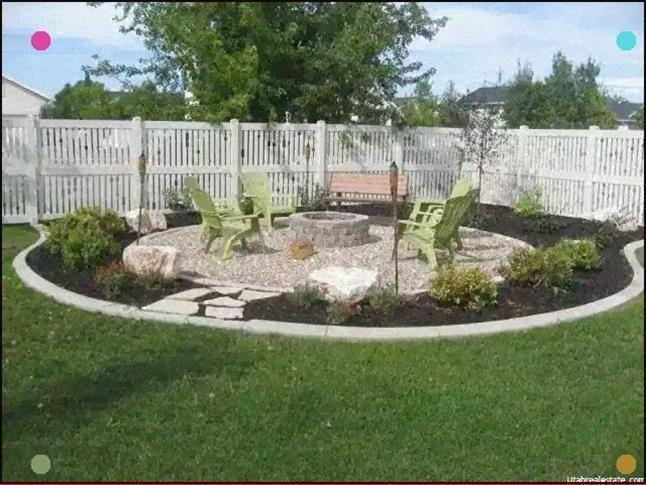 Photo of Corner Backyard Firepit. #Backyard #Corner #Firepit#backyard #corner #firepit#ba…