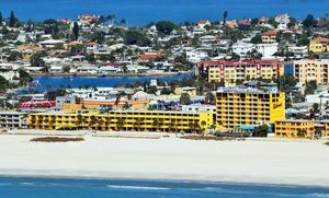 Stay At Bilmar Beach Resort In Treasure Island Fl Dates Available Into January Beach Resorts Florida Beach Resorts Treasure Island Florida
