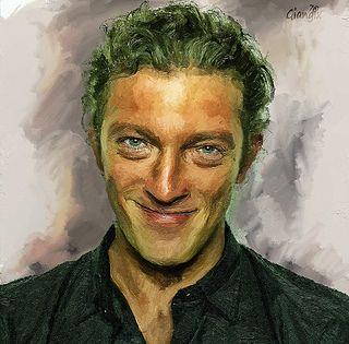 Vincent Cassel | Vincent Cassel Artrage+ps6 | Por: ( Pittografo ) x vocazione | Flickr - Photo Sharing!
