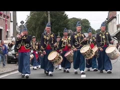 Saint-Feuillen 2012 - Bénédiction des armes - 23/09/2012 - YouTube