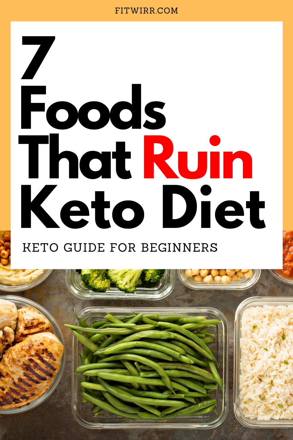 ruining your keto diet