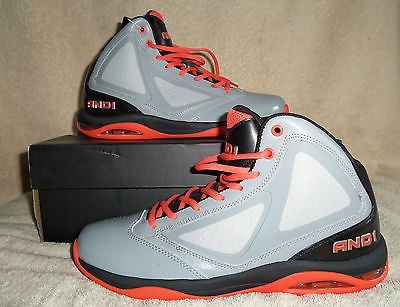 AND1 Basketball Boots / Trainers