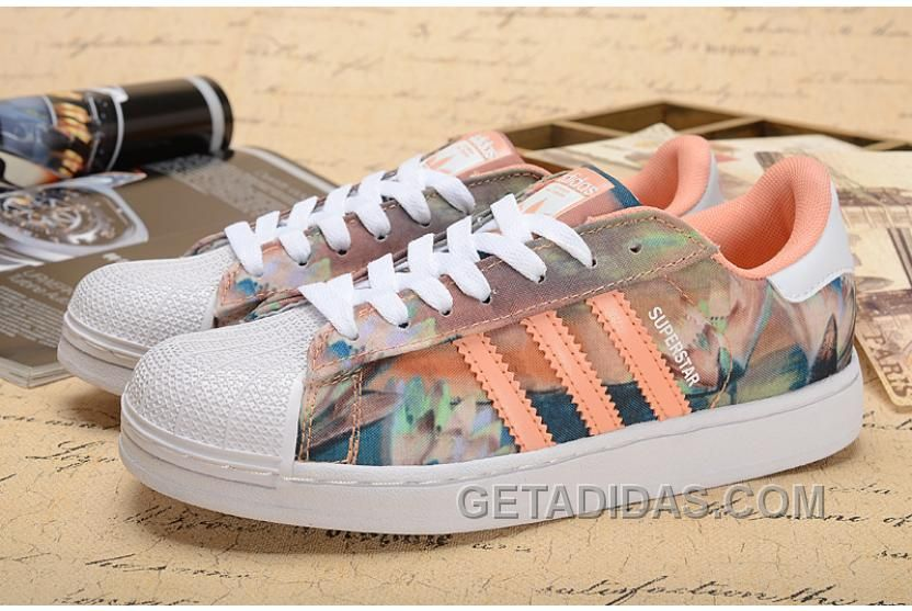 adidas superstar dames print