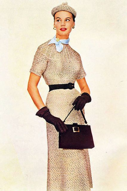 1953 NOMOTTA Knit Fashions