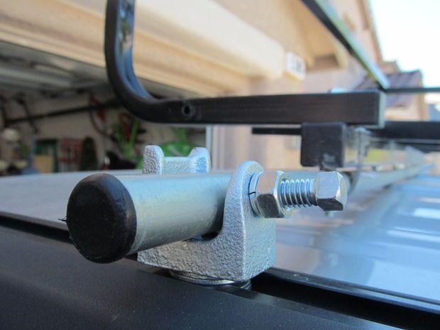 Diy Roof Rack Cross Bars Roof Rack Pilot Car Rack