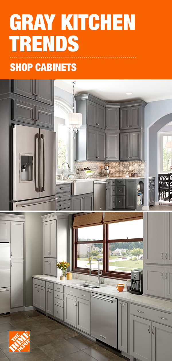 Best Create A Soothing Kitchen Oasis With Gray Cabinet Ideas 640 x 480