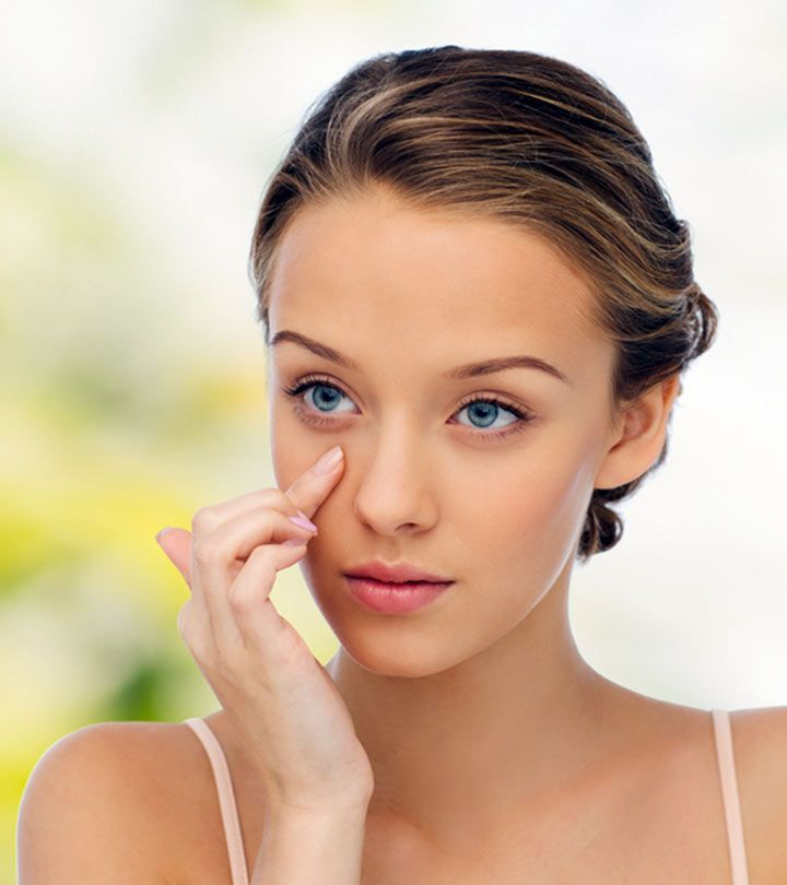 15 Home Remedies To Treat Dry Skin Around The Eyes