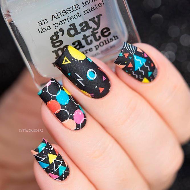 33 Best Long Nail Designs for Glamorous Girls   Long nail designs ...
