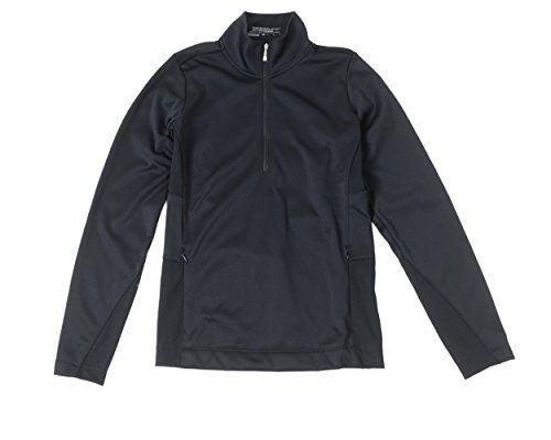 Nike Women S Golf Tour Performance 1 4 Zip Pullover Jacket In Black Modesens Nike Womens Golf Nike Women Pullover Jacket