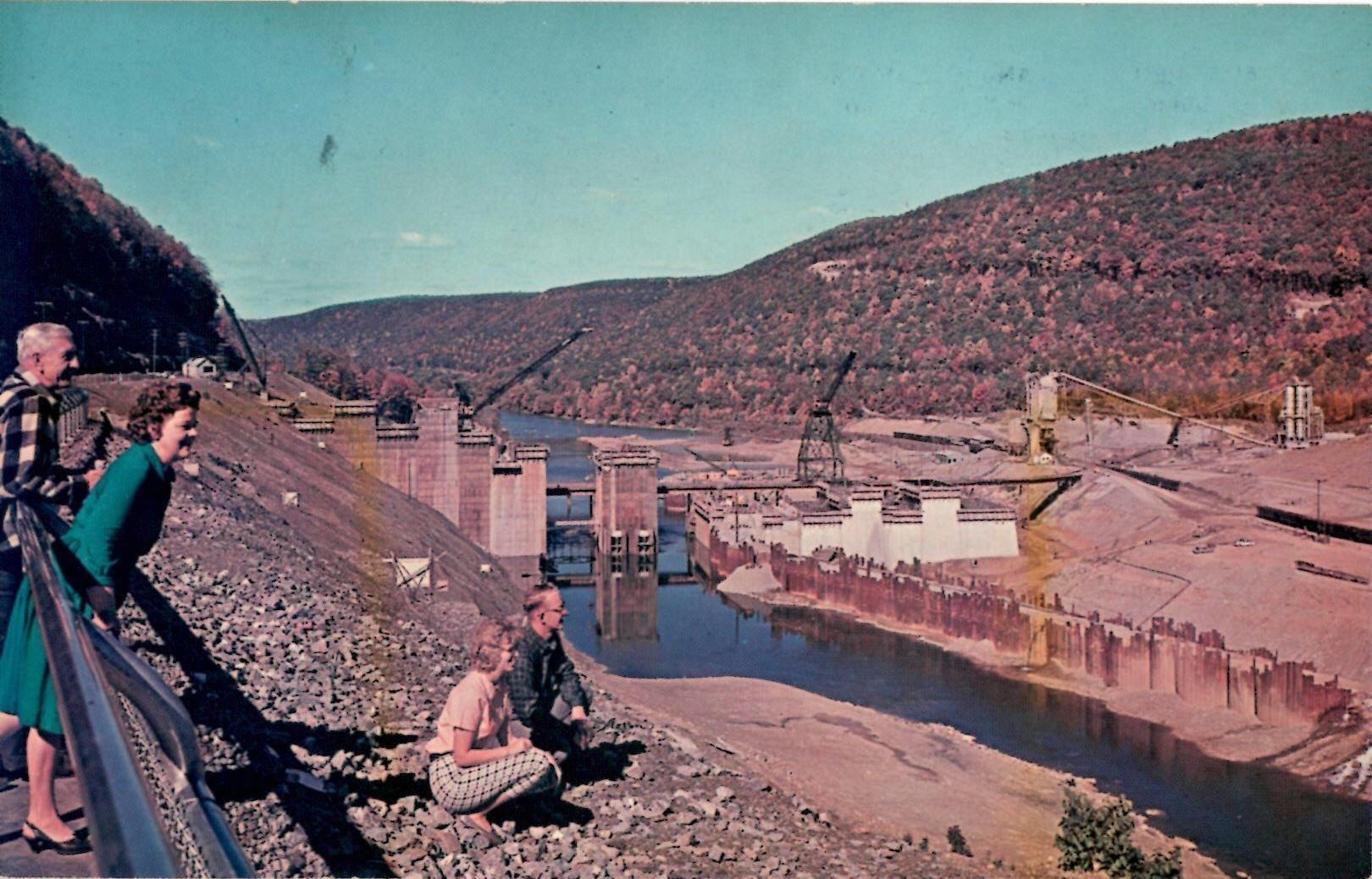 Kinzua Dam and Allegheny Reservoir Master Plan
