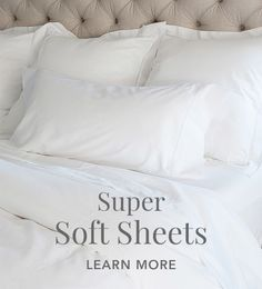 The Softest Best Sheets Ever By Boll And Branch Organic Fair Trade Bed Linens Luxury Soft Bed Sheets Sheets