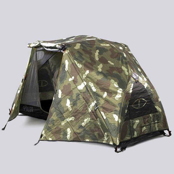 Poler The One Man Tent Furry Camo & Poler The One Man Tent Furry Camo | Poler Stuff | Pinterest