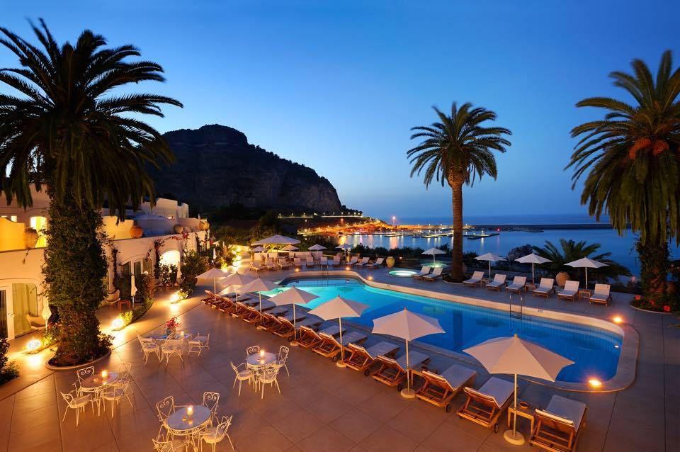 Calette N°5   Hotel Le Calette Cefalù - Sicilia, Palermo   2017 ***** al mare