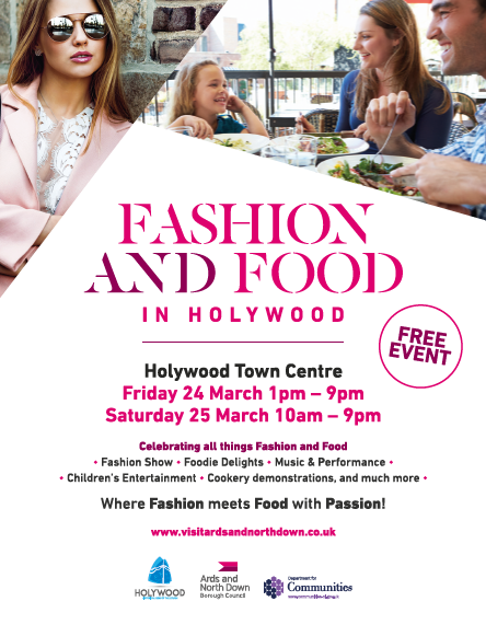 An exciting, FREE, 2 day event is coming to Holywood on