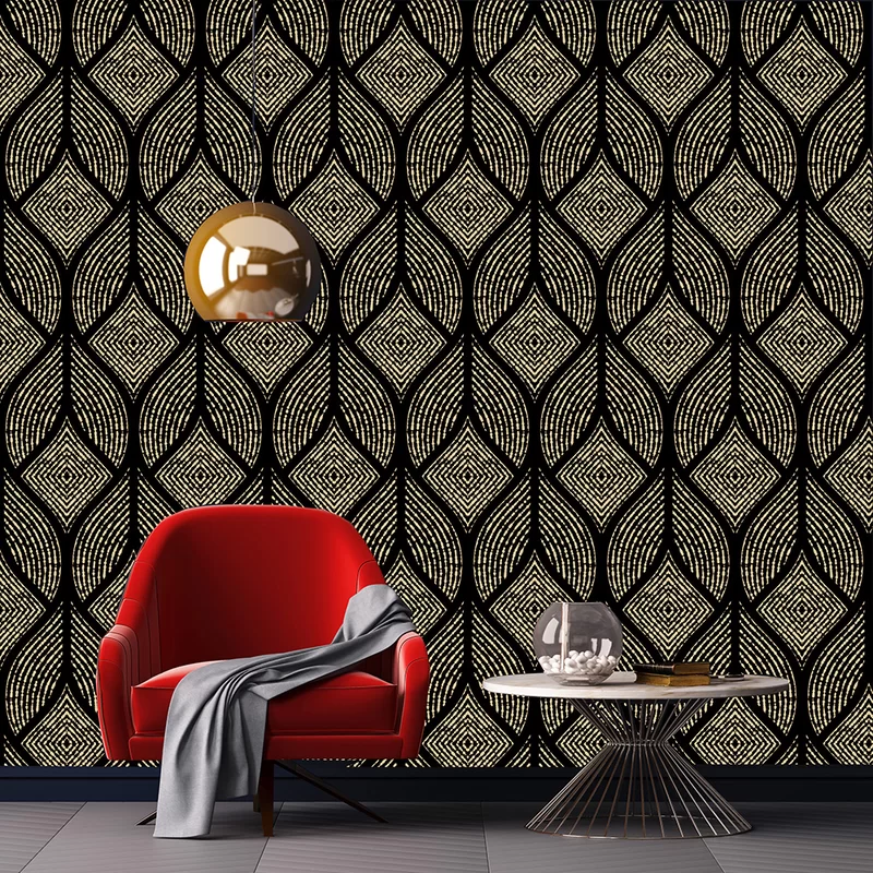 Gordonville Vintage Decor 10 L X 24 W Peel And Stick Wallpaper Roll In 2020 Modern Wallpaper Accent Wall Accent Wallpaper Peel And Stick Wallpaper
