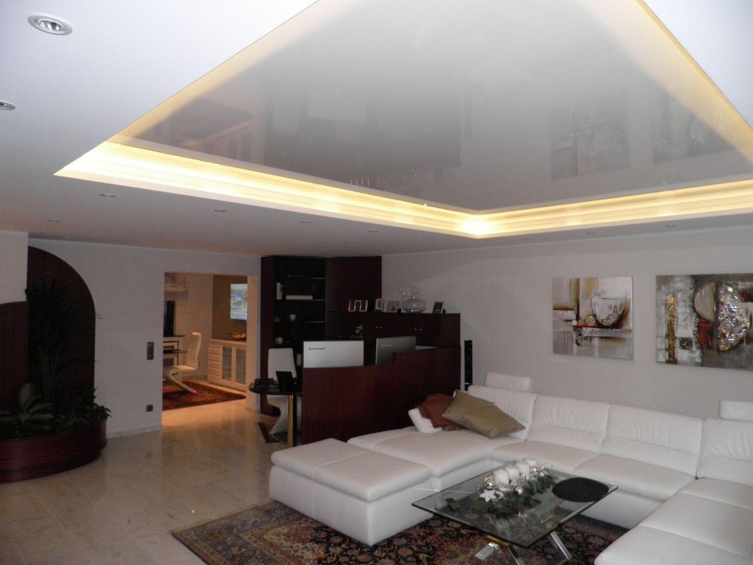 Wohnzimmer Decke ~ Brillant wohnzimmer decke wohnzimmer lampen