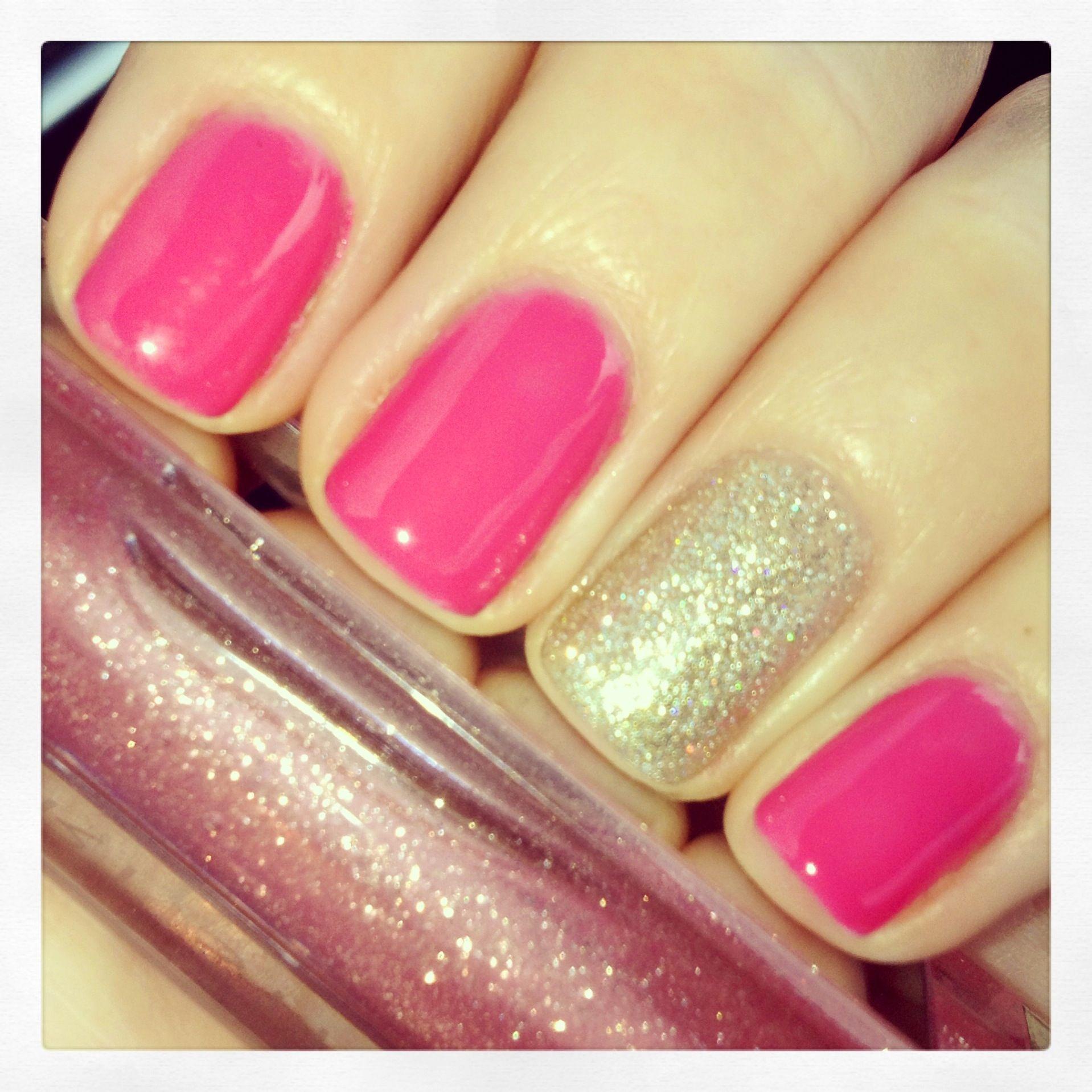Strawberry Margarita - OPI gel | Nails | Pinterest | Diseños de uñas ...