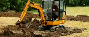 S and J Dayus groundworks - S and J Dayus offer groundwork services in Worcester including mini-digger hire with operator, paving and tarmac laying.#ground #work #groundworks #Worcester