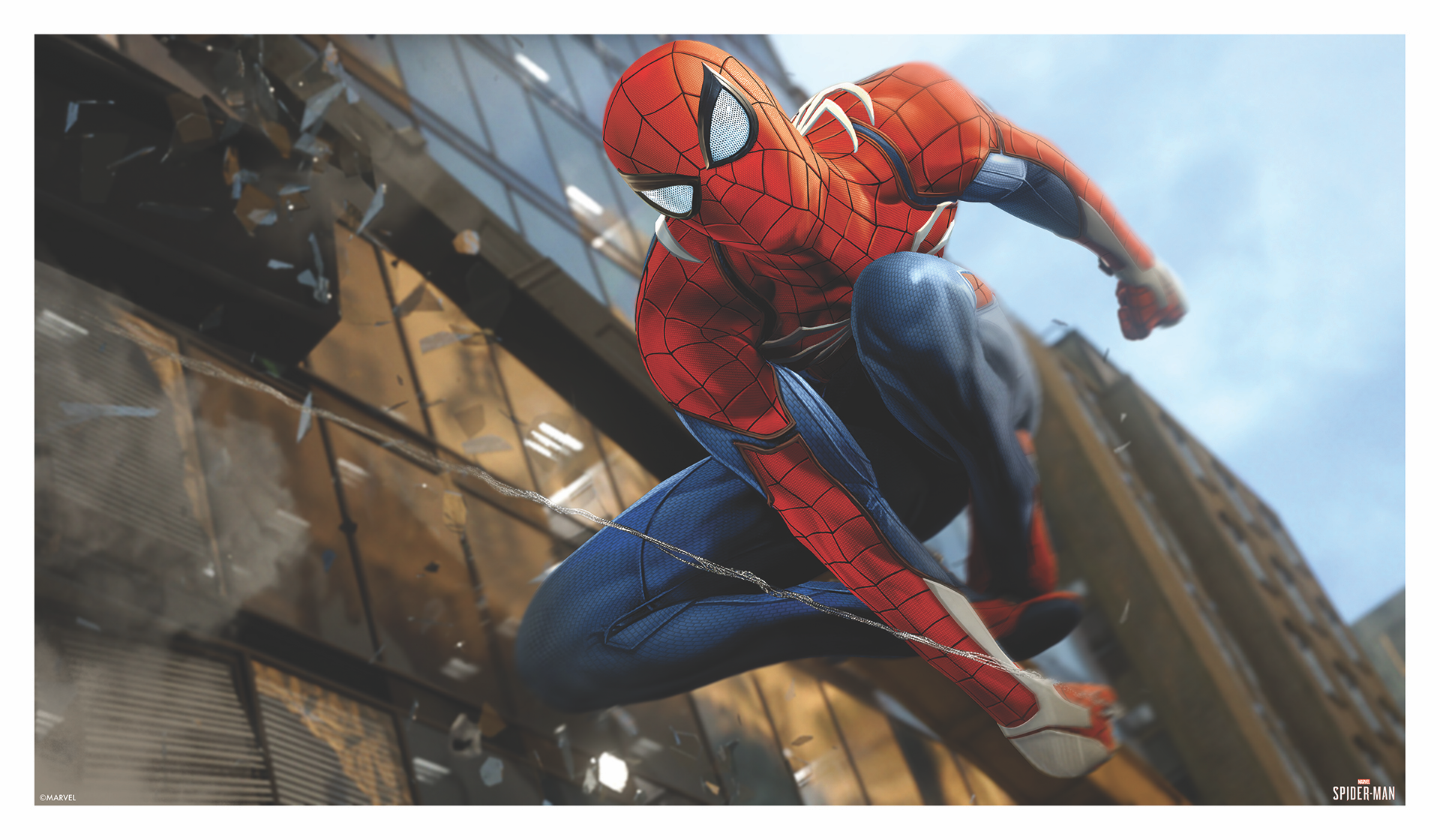 Marvel S Spider Man Miles Morales Launch Edition Ps4 Game Jogos Ps4 Marvel Miles Morales