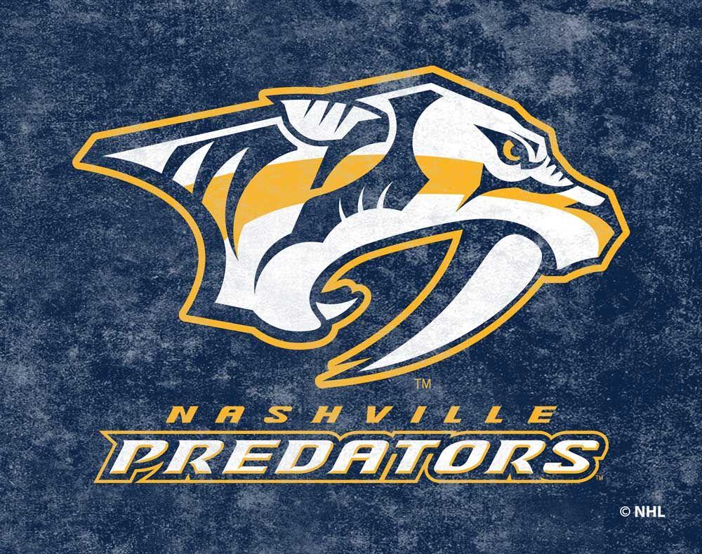 Nashville Predators Logo Nashville predators logo
