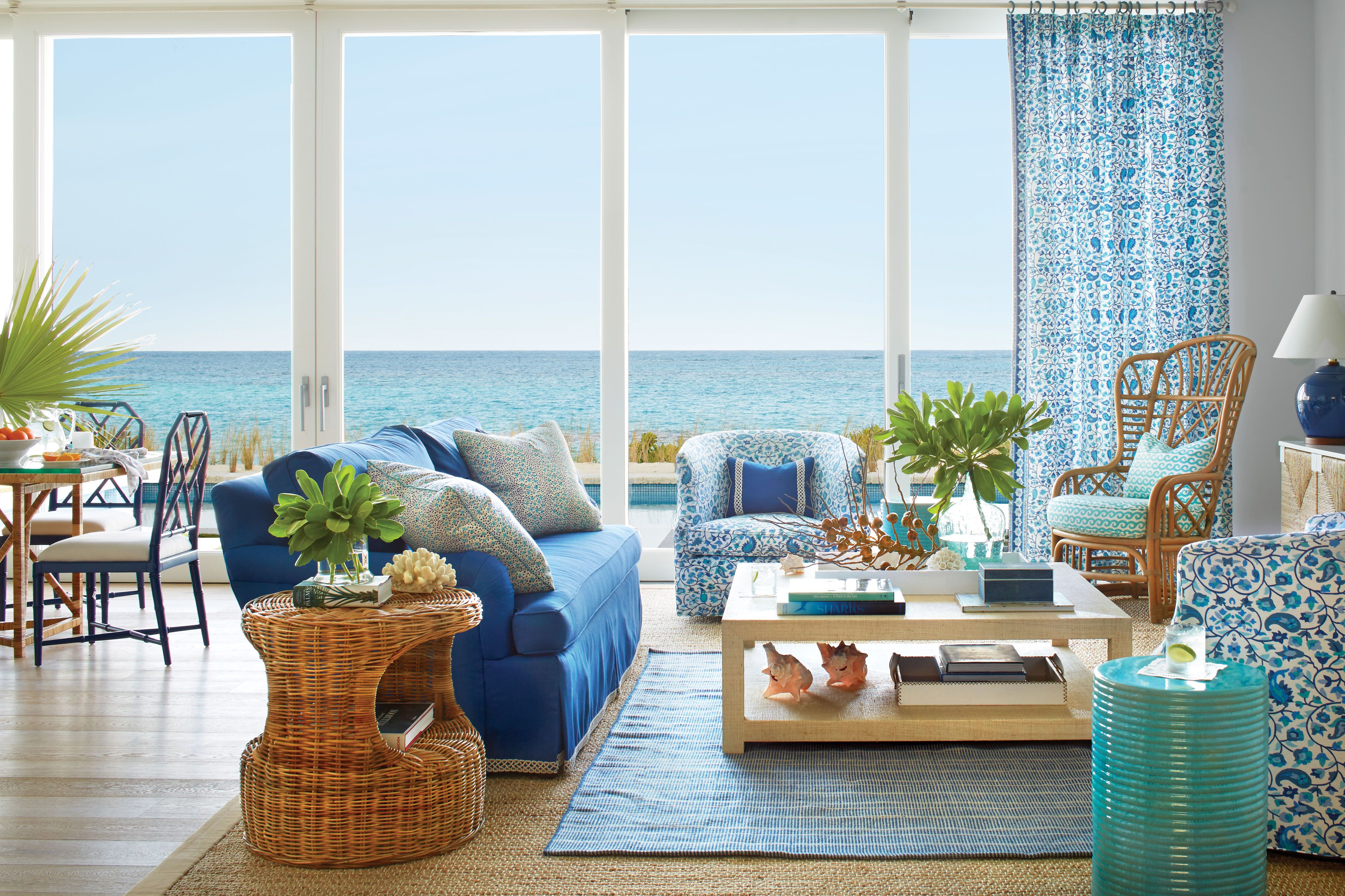 Step Inside This Bright Breezy Bahamas Vacation Home Beach