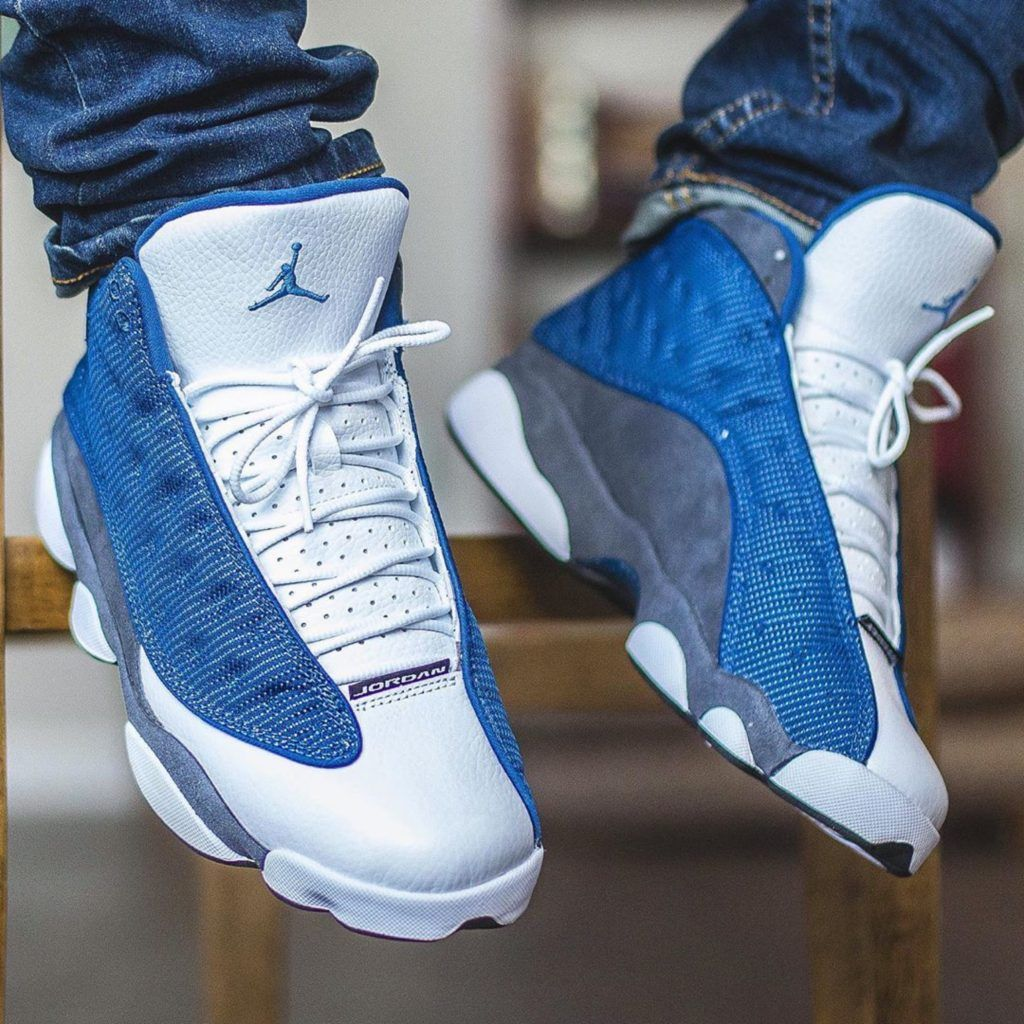 "KICKIN IT OLD SKOOL WITH THE JORDAN 13 ""FLINT"" in 2020"