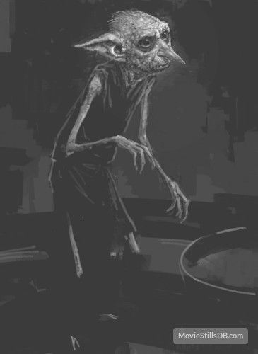 Dobby concept art