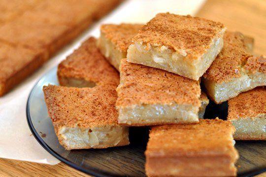 Gluten-Free Dessert Recipe: Marking's Bibingka Phillipino comfort food/dessert