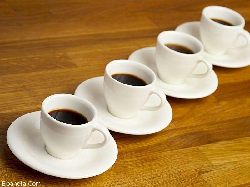 ٤ أكواب من القهوة يوميا تحميك من سرطان الكبد Tableware Glassware