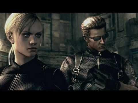 Resident Evil 5 Wesker Jill Boss Battle Theme Two On Two