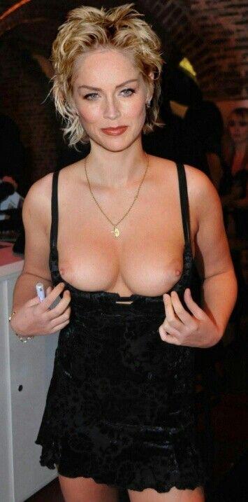 Sharon stone nude fakes