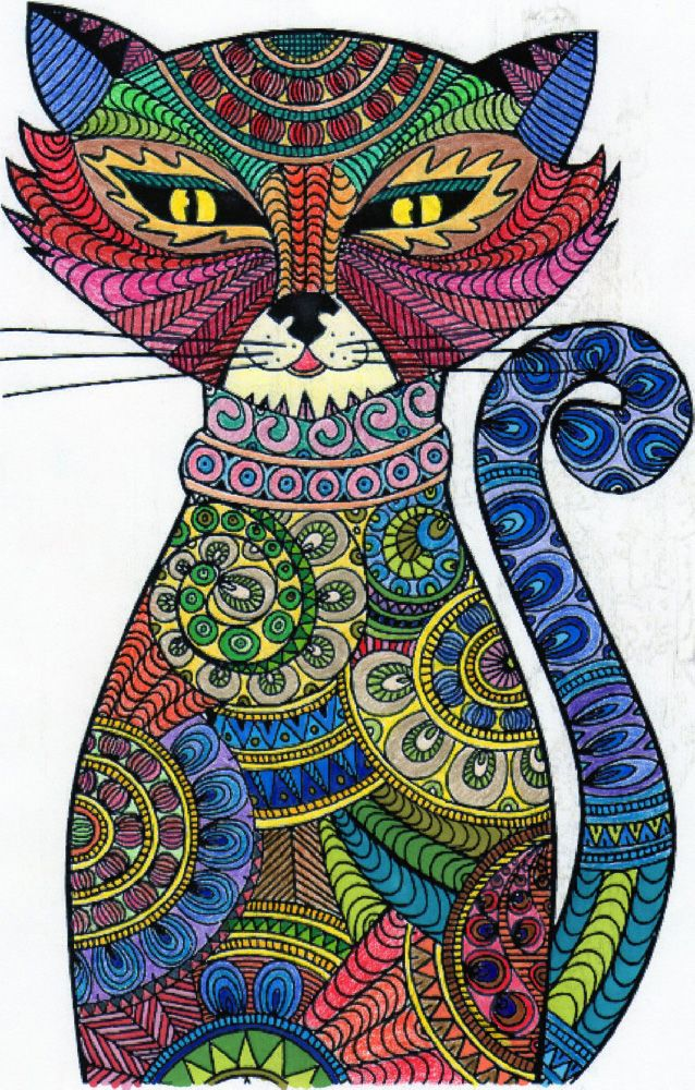 Creation By Marcel Coloring Page From The Gallery Animal Finished