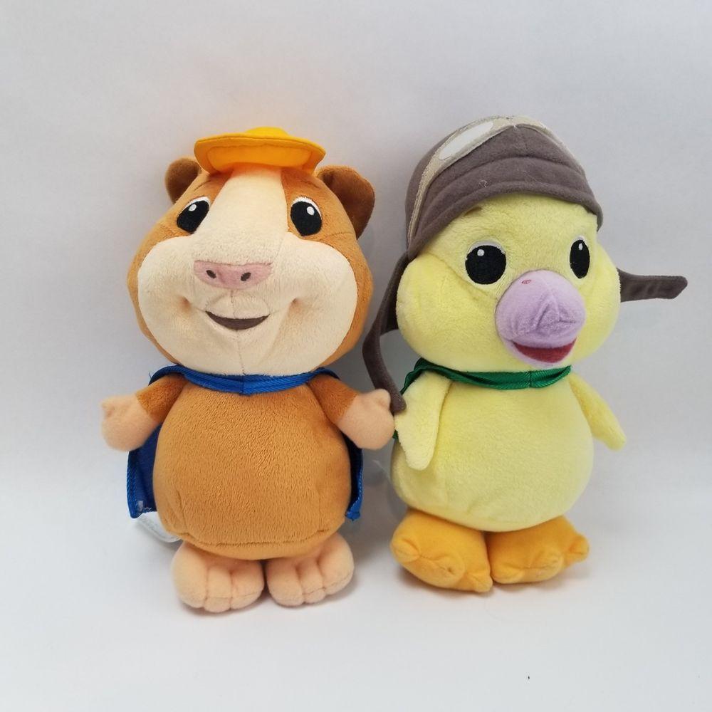 Ming Ming And Linny Wonder Pets Plush Stuffed Animals 9 Fisherprice Wonder Pets Plush Stuffed Animals Animals