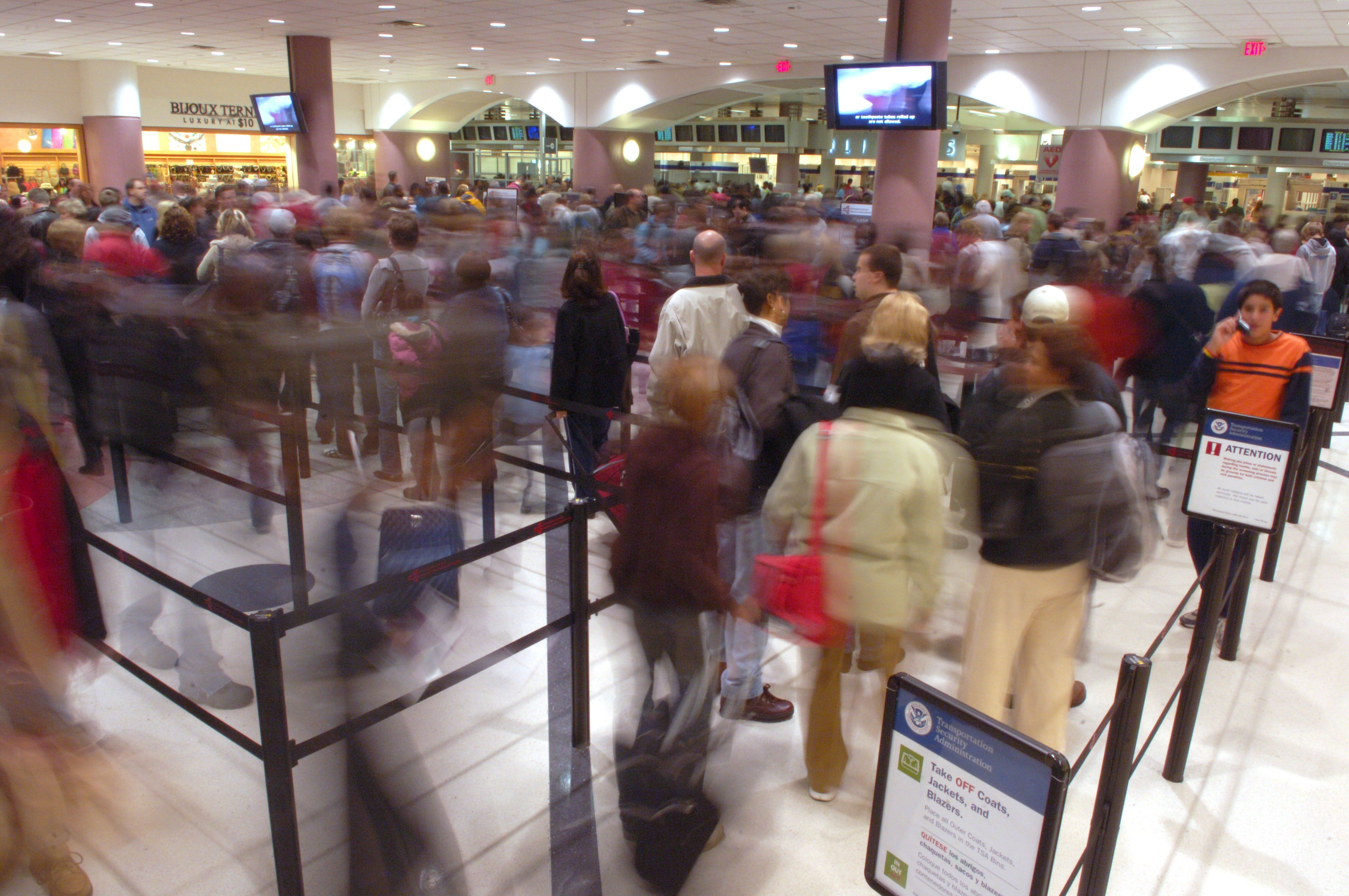 These U.S. Airports Have the Most Flight Cancellations