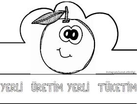 Sanat Etkinligi Tutum Yatirim Turk Mallari Haftasi Meyve Taclari Ve Meyve Sepeti Oyunu Meyve Malta Faaliyetler