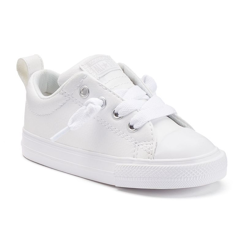 3cfbb98a2380 Baby   Toddler Converse Chuck Taylor All Star Street Leather Sneakers