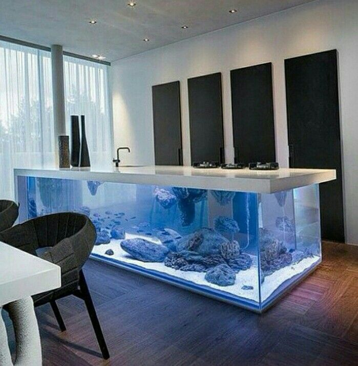 Another Fish Tank Island! Good Looking