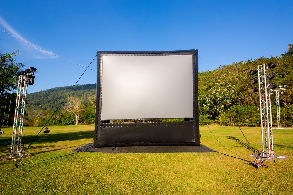 Best Outdoor Projector Screen 2019 Outdoor Projector Best Outdoor Projector Outdoor Projector Screens